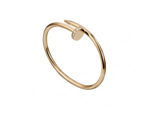 CLAVO ORO ROSA BRACELET VipDeluxe