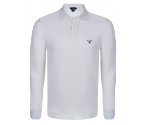 POLO SHIRT LONG SLEEVES GANT