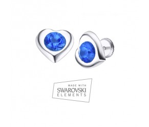 CorazónAzul Earrings VipDeluxe