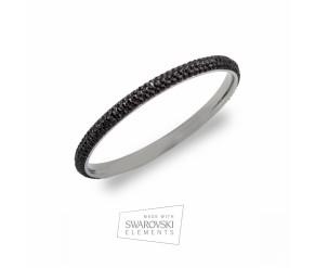 Bracelet 3 líneas negra VipDeluxe