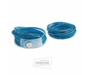 New York Azul Bracelet VipDeluxe