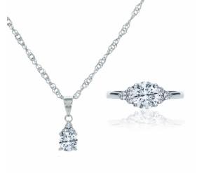 Trinity Pendant DIAMOND STYLE