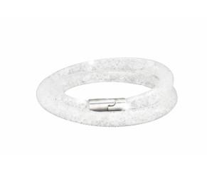 New Ice Crystal Mesh Bracelet Double DIAMOND STYLE