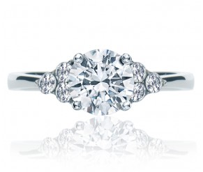 Trinity Ring DIAMOND STYLE