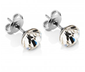 Solo Stud Earrings DIAMOND STYLE