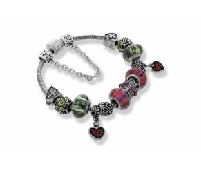 Ava Bracelet in Multi DIAMOND STYLE