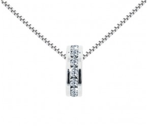 Domino Pendant DIAMOND STYLE