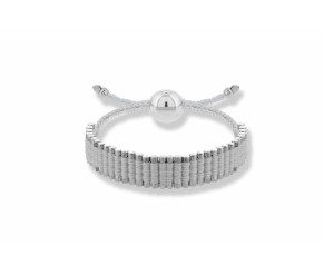 Friendship Bracelet White DIAMOND STYLE