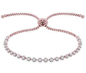 Indo Bracelet in Rose Plating DIAMOND STYLE