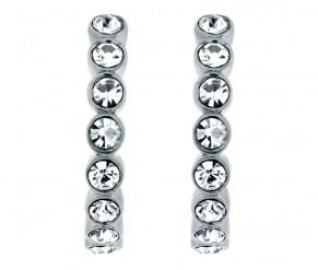 Indo Hoop Earring DIAMOND STYLE