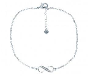 Infinity Bracelet DIAMOND STYLE