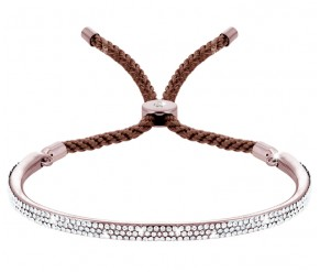 Java Bracelet in Rose Gold with Rose DIAMOND STYLE