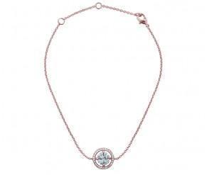 Kate Bracelet in Rose Gold DIAMOND STYLE