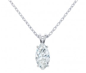 Marquise Pendant DIAMOND STYLE