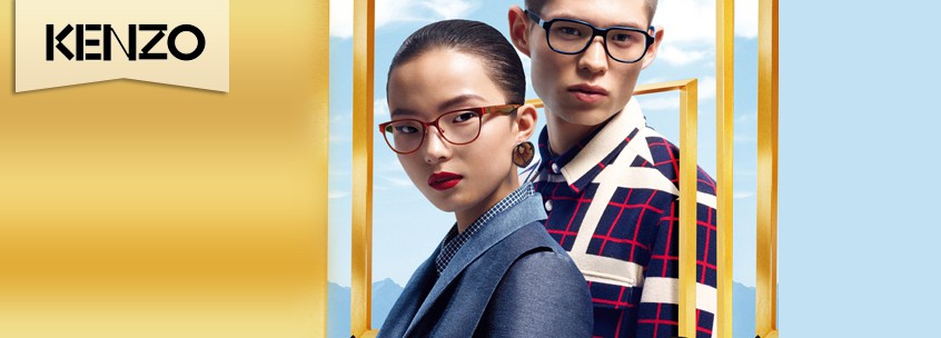 KENZO Optical Frames and Sunglasses