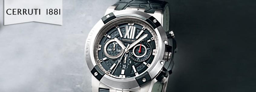 CERRUTI 1881 Watches