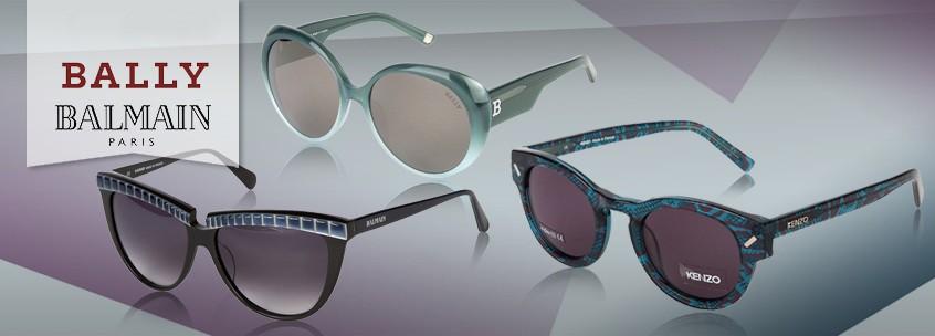 BALLY, BALMAIN Eyewear