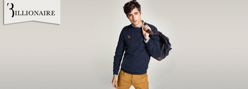 BILLIONAIRE Men's Sweaters