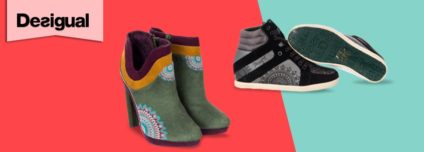 DESIGUAL Women Footwear NEW