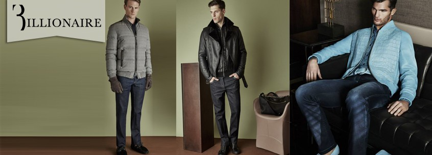 BILLIONAIRE Men Jeans