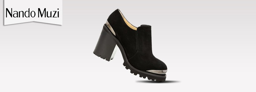 NANDO MUZI Winter Footwear