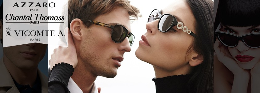 AZZARO, CHANTAL THOMASS, VICOMTE A Sunglasses
