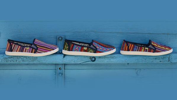 OLDCOM Footwear