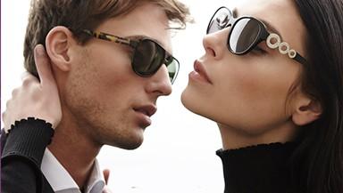 AZZARO, CHANTAL THOMASS, VICOMTE A Sunglasses