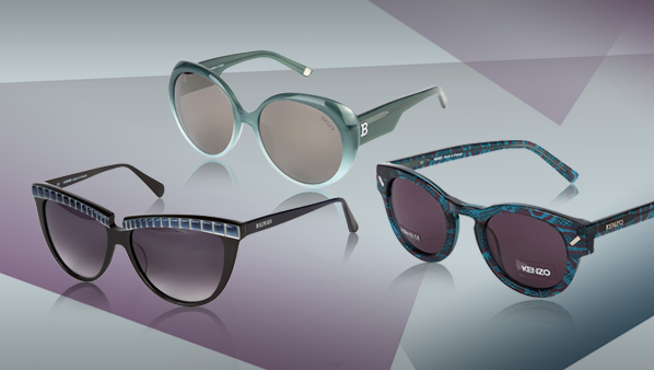 BALLY, BALMAIN, KENZO Eyewear